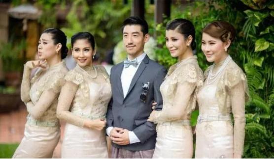 在泰国可以娶几
